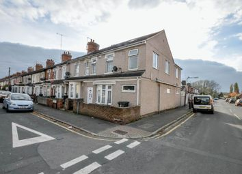 Thumbnail 3 bedroom end terrace house for sale in Montagu Street, Swindon