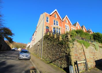 Thumbnail 4 bed end terrace house for sale in Montpelier Terrace, Swansea