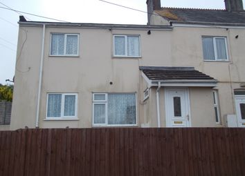 Thumbnail 1 bed end terrace house to rent in Alexandra Road, St. Austell