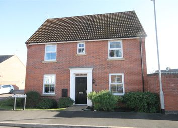 Thumbnail 3 bed detached house for sale in Tutt Close, Fernwood, Newark, Nottinghamshire.