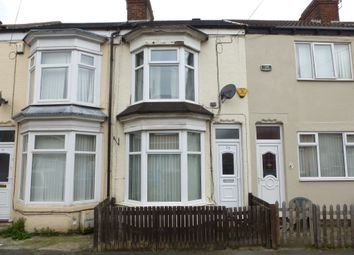 Thumbnail 2 bedroom terraced house for sale in Montrose Street, Hull