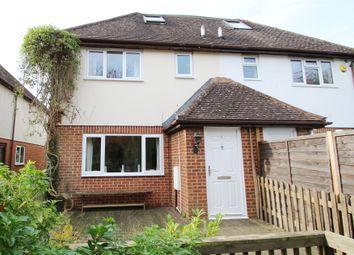 Thumbnail 2 bed end terrace house for sale in Pitts Close, Wendover Road, Stoke Mandeville