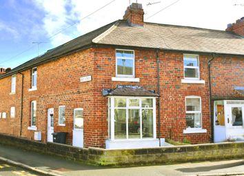 Thumbnail 2 bed end terrace house for sale in Grey Street, Harrogate