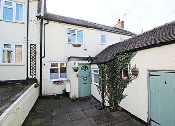 Thumbnail 2 bed cottage for sale in Church Street, Mow Cop, Stoke-On-Trent