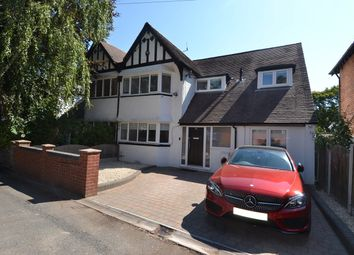 Thumbnail 4 bed semi-detached house for sale in Springfield Road, Moseley, Birmingham