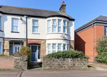 Thumbnail 3 bed semi-detached house for sale in Close To The Station, Oakhurst Road, Southend