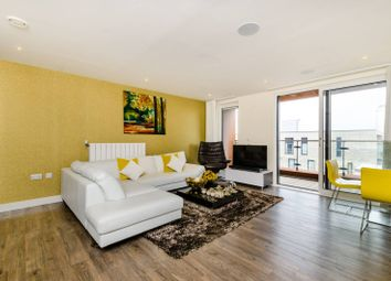 Thumbnail 3 bed flat to rent in Seafarer Way, Canada Water, London