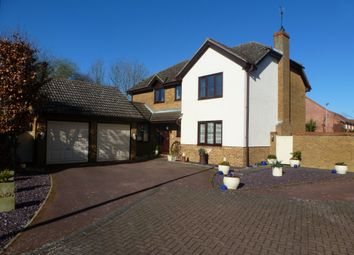 Thumbnail 4 bedroom detached house for sale in Briery Fields, Witchford, Ely