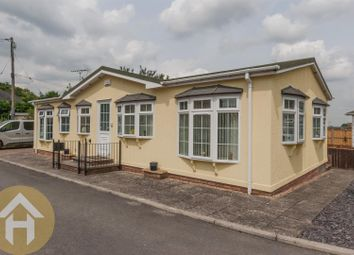 2 bed mobile/park home for sale in Greenfield Estate, Chippenham Road, Lyneham SN15