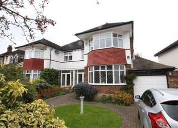 Thumbnail 4 bedroom semi-detached house for sale in Farm Way, Buckhurst Hill, Essex