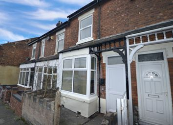 Thumbnail 2 bed terraced house to rent in Lilleshall Street, Dresden, Stoke-On-Trent