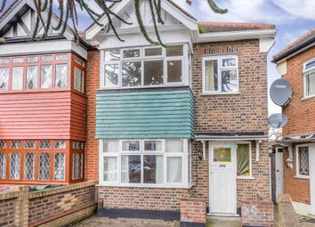 Thumbnail 4 bedroom semi-detached house to rent in Markmanor Avenue, London