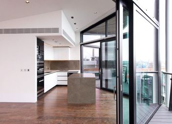 Thumbnail 3 bedroom flat to rent in Riverlight Quay, Nine Elms, London