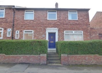 Thumbnail 3 bed end terrace house to rent in Bradford Crescent, Durham