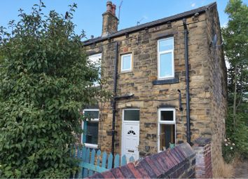 Thumbnail 2 bed end terrace house to rent in Clough Street, Leeds
