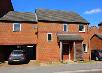 Thumbnail 4 bedroom link-detached house to rent in Turneys Drive, Wolverton Mill, Milton Keynes