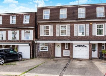 Thumbnail 4 bed town house for sale in Arborfield Close, Slough