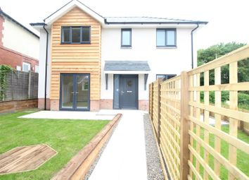 Thumbnail 3 bed detached house to rent in Plot 1, Kerry Green, Bishops Castle