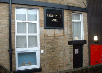 Thumbnail 2 bed flat to rent in Mulhalls Mill, Wharf Street, Sowerby Bridge