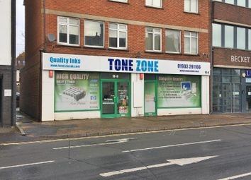 Thumbnail Retail premises to let in Littlehampton Road, Worthing