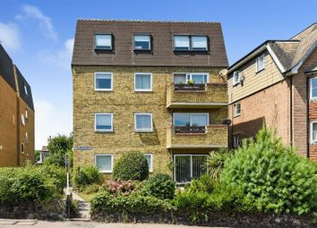Thumbnail 2 bed flat for sale in St Nicola Court, Station Road, Sidcup