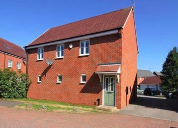 Thumbnail 1 bed flat to rent in Drew Court, Ashby Dela Zouch, Leicestershire