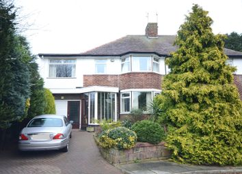 Thumbnail 4 bed semi-detached house for sale in Hallside Close, Aigburth, Liverpool