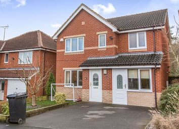 Thumbnail 4 bed detached house to rent in Silver Well Drive, Staveley, Chesterfield