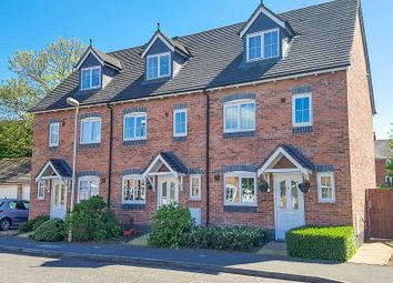 Thumbnail 3 bedroom town house to rent in Taylor Drive, Nantwich