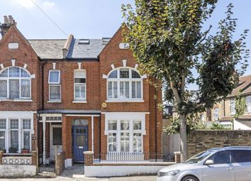 Thumbnail 5 bed end terrace house for sale in Credenhill Street, Furzedown, London
