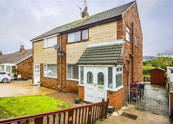 Thumbnail 2 bed semi-detached house for sale in Dalby Crescent, Blackburn