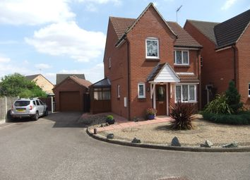 Thumbnail 3 bed detached house for sale in Hackneys Corner, Gt Blakenham, Ipswich, Suffolk