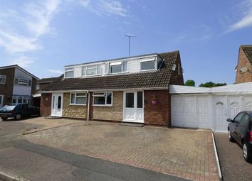 Thumbnail 3 bed semi-detached house for sale in Thirlmere Close, Daventry