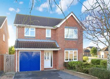 Thumbnail 3 bed detached house for sale in Wright Lane, Grange Farm, Kesgrave, Ipswich