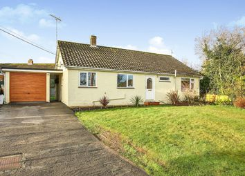 Thumbnail 3 bed detached bungalow for sale in Mill Street, Bradenham, Thetford