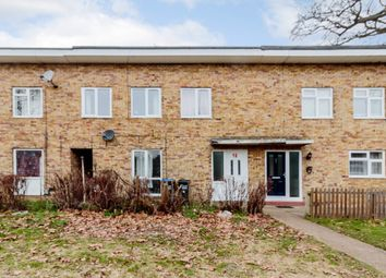 Thumbnail 4 bedroom terraced house for sale in Bullrush Close, Hatfield, Hertfordshire