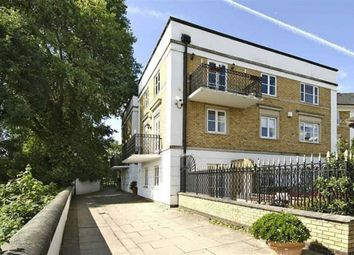 Thumbnail 2 bed flat to rent in Thames Crescent, London