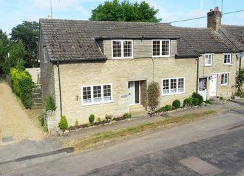 Thumbnail 3 bed property for sale in Hemington Road, Polebrook, Peterborough