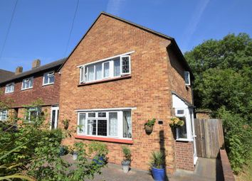 Thumbnail 3 bed end terrace house for sale in Windsor Drive, Chelsfield, Orpington