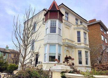 Thumbnail 2 bed flat for sale in Pevensey Road, St Leonards On Sea, East Sussex
