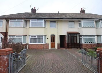 Thumbnail 3 bedroom terraced house for sale in Briarwood Drive, Bispham, Blackpool