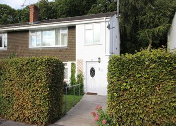 Thumbnail 2 bed flat to rent in Guillemot Close, Hythe, Southampton