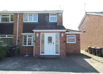 Thumbnail 3 bedroom semi-detached house for sale in Ventnor Gardens, Luton