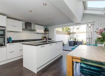 Thumbnail 5 bedroom terraced house for sale in Brathway Road, Southfields, London