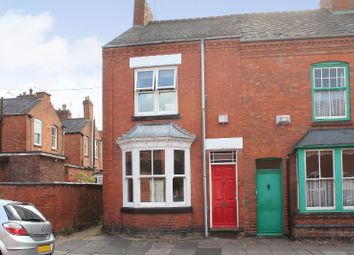 Thumbnail 2 bedroom end terrace house for sale in Oxford Road, Clarendon Park, Leicester