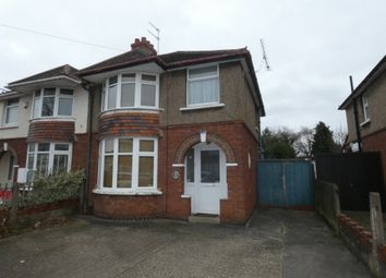 Thumbnail 3 bed semi-detached house to rent in Grasmere Road, Longlevens, Gloucester