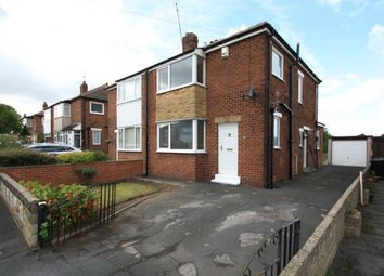 Thumbnail 3 bed semi-detached house to rent in Lowther Grove, Garforth, Leeds
