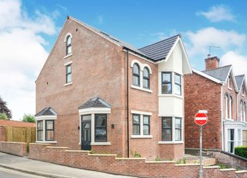 Thumbnail 4 bedroom detached house for sale in Rose Hill, Chesterfield