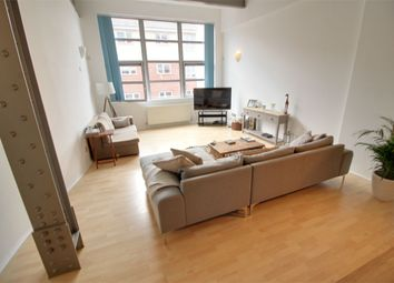 Thumbnail 1 bed flat to rent in New Hampton Lofts, 99 Branston Street, Birmingham, West Midlands