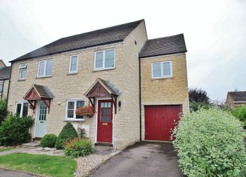 Thumbnail 3 bed semi-detached house for sale in Eton Close, Cogges Development, Witney